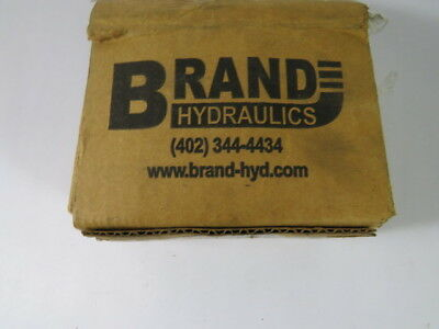 Brand Hydraulics EC-12-02 Panel Mount Controller For Valve 1.5A 12VDC  NEW