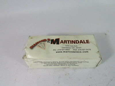 """Martindale BRSRX21MH Brush Seater Stone 6x3x2""""  USED"""