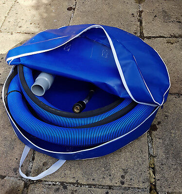 High Pressure Hose 25ft / 7.6m for Carpet Cleaning Machine with Bag
