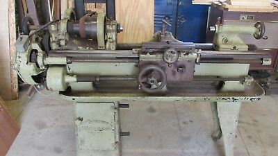 "Pratt&Whitney 10"" Toolmakers Lathe Complete with tooling."
