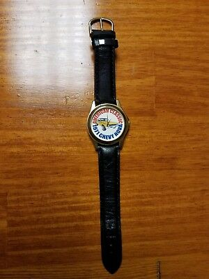 Vintage Chevy Nova Watch 1971 nova ss very cool collectable rare