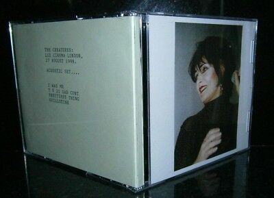 siouxsie /// the creatures cd.