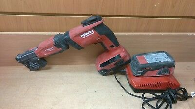 Hilti SD 4500-A22 Screw Gun w/ 2 Batteries and Charger