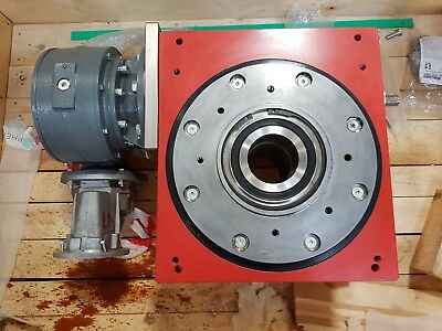 CDS Indexers IT600 Rotary Indexing Table, High Precision Rotary Table
