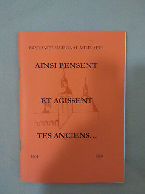 Prytanee National Militaire 76 Pages R0025