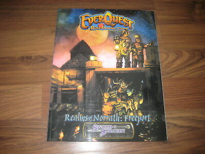 EverQuest Realms of Norrath Freeport SC 2003 Sword & Sorcery TOP