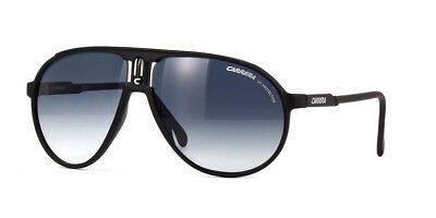 7a62003e4b587 CARRERA CHAMPION L SUNGLASSES DL5 Y2 Matte Black Frame POLARIZED ...
