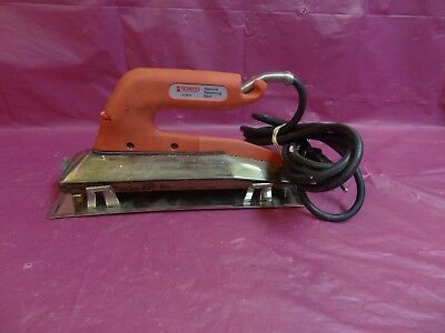 Roberts 10-282G Corded Deluxe Carpet Seaming Iron ~