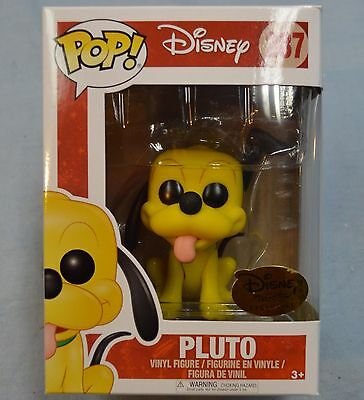 Funko Disney Treasures PLUTO POP! Figure #287 Festival of Friends exclusive NEW