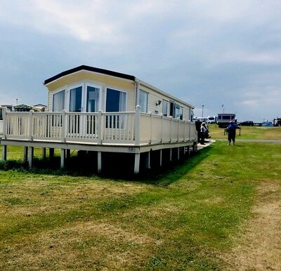 Static Caravan For Sale  Sited On Crimdon Dene A 12 Month Site  Ex Condition
