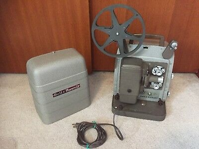 Bell And Howell 8mm Model 254R Projector In Brand New Condition
