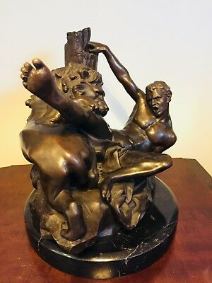 A Stunning Bronze Sculpture by French Sculptor Isidore Jules Bonheur 1827-1901