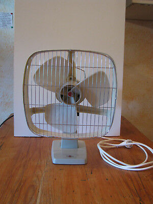 Progress Ventilator  2-stufig / schwenkend   50er / 60er