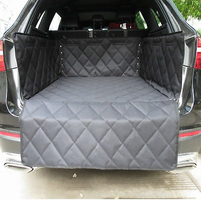 For Ford Focus Estate 2005 2011 Quilted Car Waterproof Boot Liner Mat