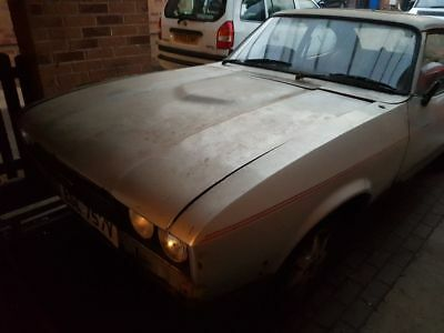 Ford Capri project