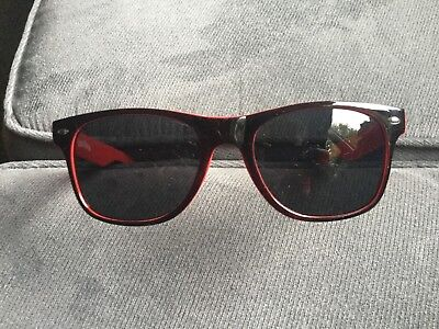 BRAND NEW Red and Black Captain Morgan #likeacaptain sunglasses