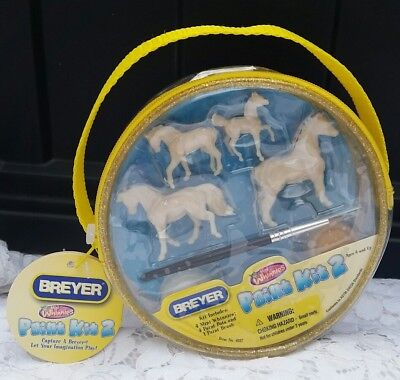 ******RARE****** -Sealed- Breyer® Mini Whinnies™ Paint Kit 2