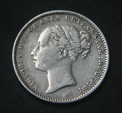 Victoria Shilling 1838-1901 Buyer's Choice of Date
