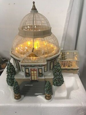 Dept 56 Christmas in the City - Crystal Gardens Conservatory #59219 in box