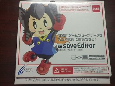 CYBER Gadget CYBER Save Editor 2 For Japanese console Nintendo 3DS Japan