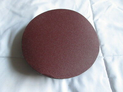 "50 pieces 120 Grit Pads 6"" Diameter Sanding Discs - Sandpaper - IIT Co."