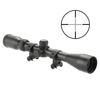 HD 4-12X40 Mil-dot Tactical Rifle Scope Optics Optical Waterproof/Fog Proof NEW