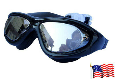 Super Big Frame No Press the Eye Swimming Goggles for Adult NEW HOT SELLING US