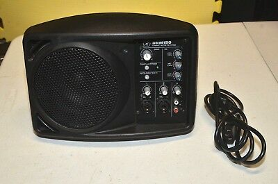 Mackie SRM150 Compact Active PA System TESTED