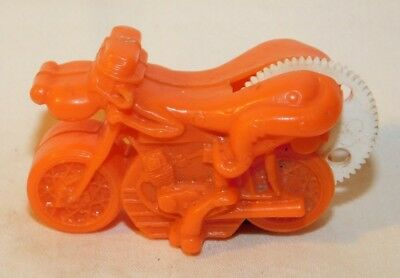 Vintage Captain Crunch Quangaroos Gyrocycle Motorcycle Cereal Premium