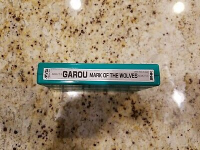 Garou Mark Of The Wolves Neo Geo MVS