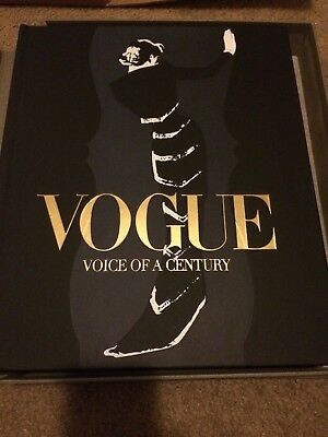 Vogue: Voice of A Century (2016, Hardcover limited edition numbered and signed