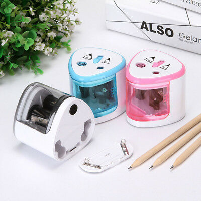 Multifunction Electric Lipliner Pencil Sharpener Automatic Tool Makeup Accessory
