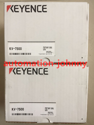 Kv-7500  Keyence Kv7500  New  In Box