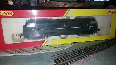 "Hornby Railroad R3491 BR (Early) Class 42 ""Formidable"" No. D805 DCC Ready"