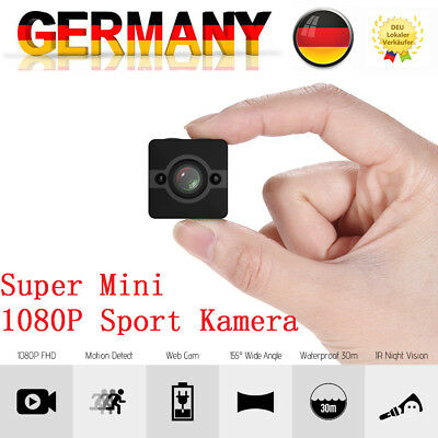 SQ12 HD 1080P Wasserdicht Nachtsicht Sport Action Video Helm Kamera DV Camcorder