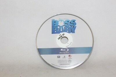 The Boss Baby Blu-ray Disc Only
