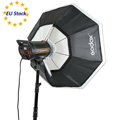 "EU Stock Godox Octagon Softbox 37"" 95cm Bowens Mount for Studio Strobe Flash"