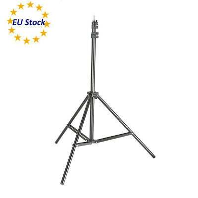EU Collapsible 200cm 6.5ft Light Stand Tripod for Softbox Flash Strobe Light