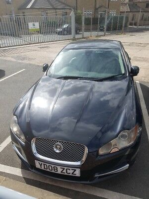 jaguar xf 2.7 d premium luxury For Spare or Repairs