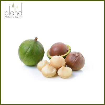 Macadamia Nut Oil [refill] 100% Pure Organic Cold Pressed Unrefined Premium Skin