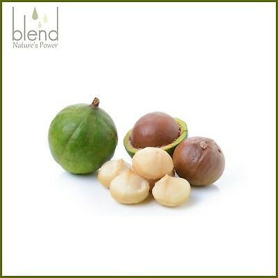 Macadamia Nut Oil [refills] Organic Cold Pressed Unrefined Premium