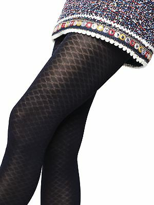 Fiore Tights 60 Denier Patterned 3D Tights New Collection Cabaret