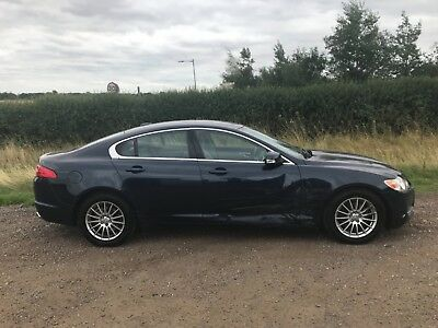Jaguar Xf Luxury D V6 D 2008 - 58 Plate