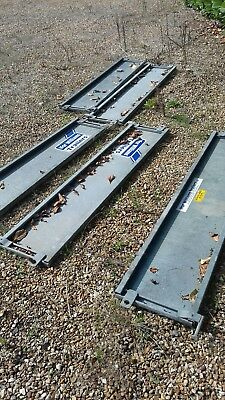 Ifor Williams Plant Trailer sides