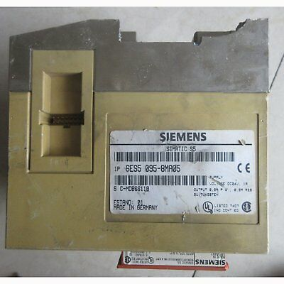Used Siemens 6ES5 095-8MA05 6ES5095-8MA05 Tested It In Good Condition