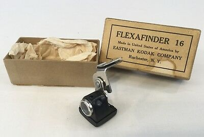 Vintage Kodak Flexafinder 16 with Original Box