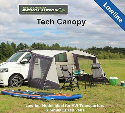Outdoor Revolution Tech line Canopy 2018 Models - Various sizes to fit all vans