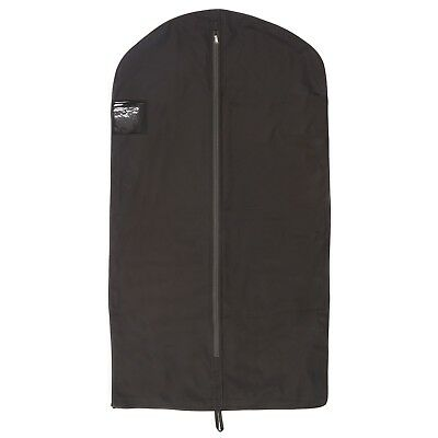 Hoesh Men Breathable Cotton Twill Travel Suit Clothes Carrier Cover Garment Bags