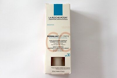 La Roche-Posay Rosaliac CC Creme Daily Unifying Complete Correction Cream SPF30
