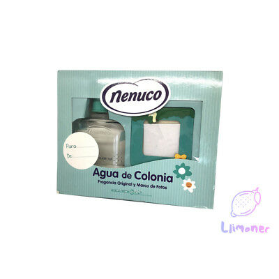 Nenuco Agua De Colonia / Cologne FREE Shipping Crystal (Glass) – 200ml from UK!